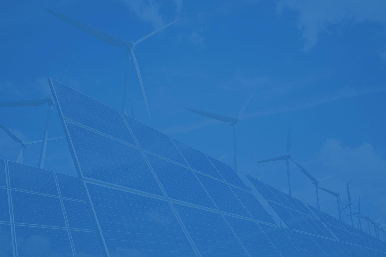 Energy industry green