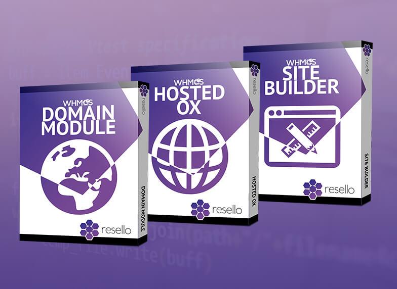 Resello WHMCS modules