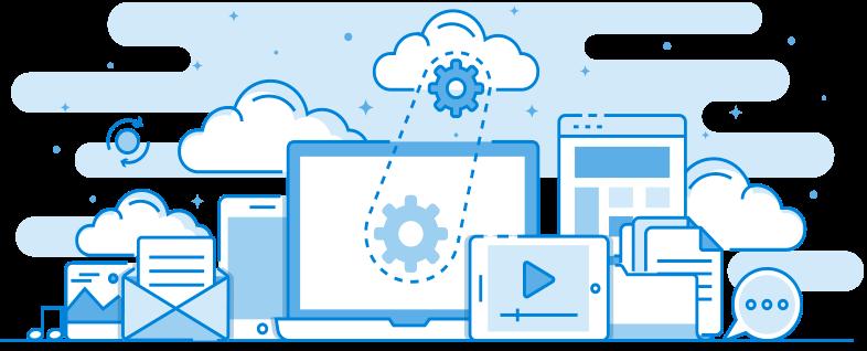 Cloud based sofware