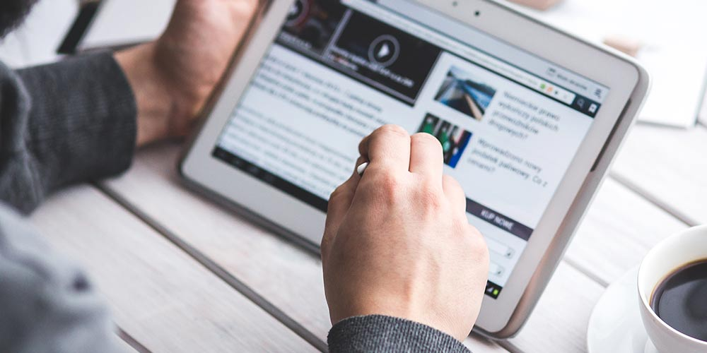 News feed PROBEGIN software techniques