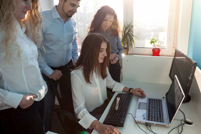 Software outsource team effort