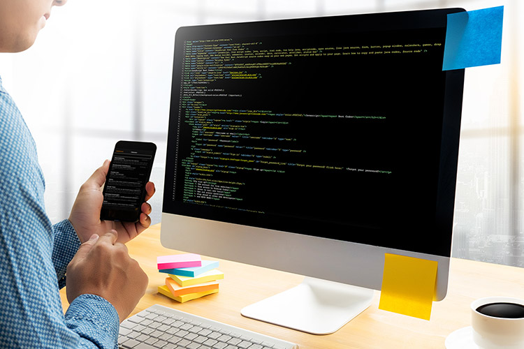 Software responsive development
