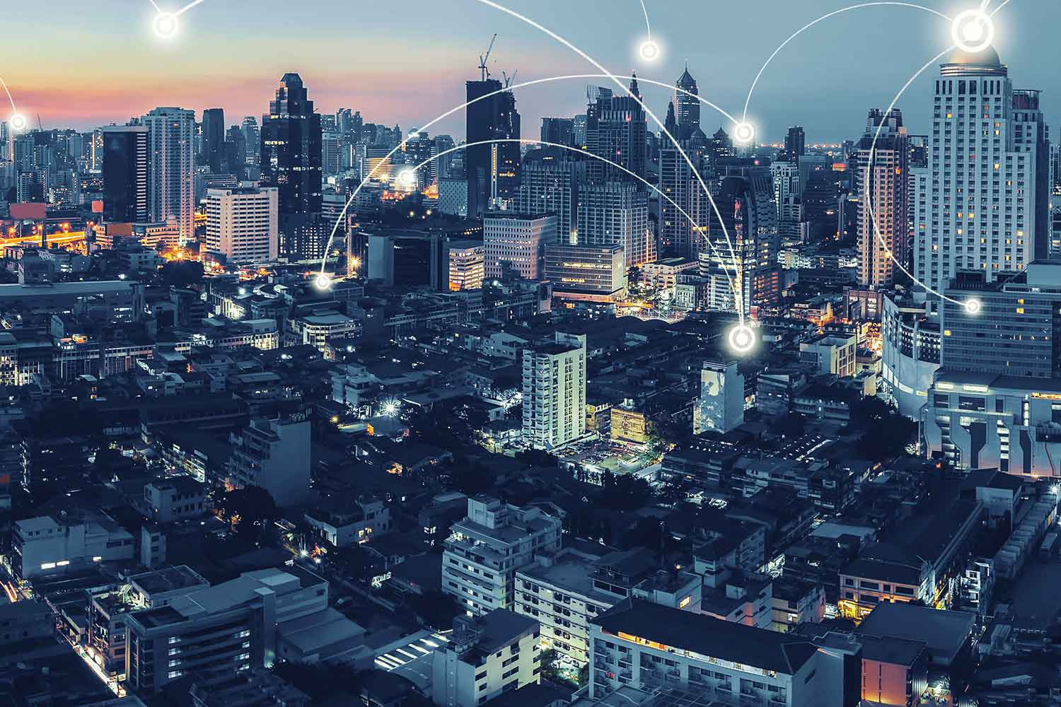 Internet of things connections