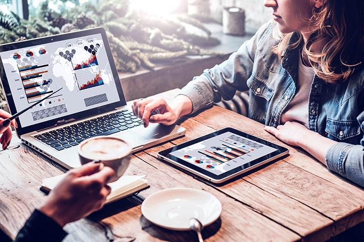 Marketing digital resources