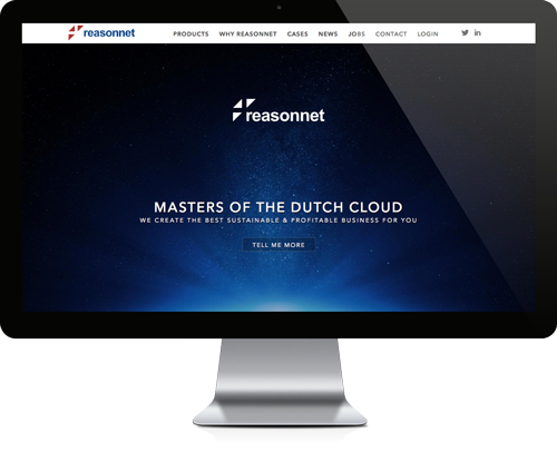 Reasonnet main screen